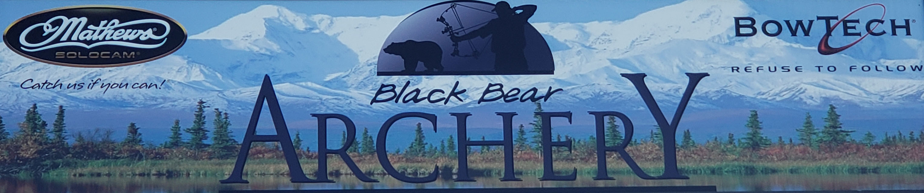 Black Bear Archery, Logo